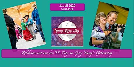 Unser Young Living Day Online mit Antje Lüdemann  11. Juli 2020 Tickets