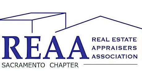 REAA Sacramento Data Visualization tickets