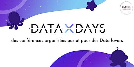 DataXDays billets