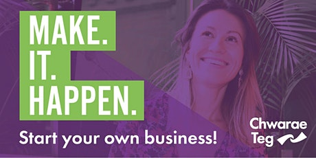 Make.It.Happen: How to take your business idea from dream to reality tickets