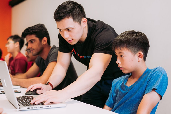 Junior Python 1@ Bishan  : Jun Camp |14-18 June | 9am-12pm image