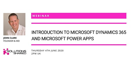 Introduction to Microsoft Dynamics 365 and Microsoft Power Apps tickets