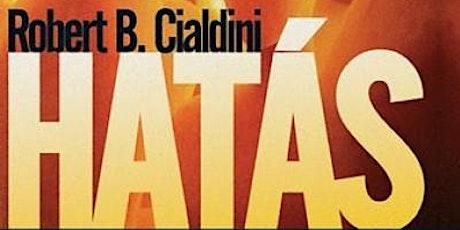 Robert B. Cialdini: Hatás | Számvető Könyvklub tickets