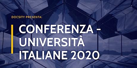 Italian Universities Conference 2020 tickets