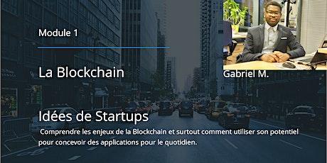 Des idées de Startups pour des applications Blockchain? Des cas concrets billets