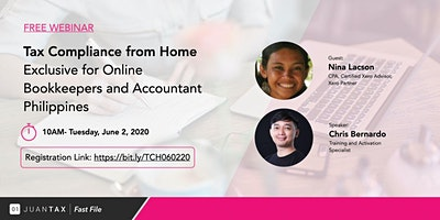 Tax Compliance from Home For Online Bookkeepers &