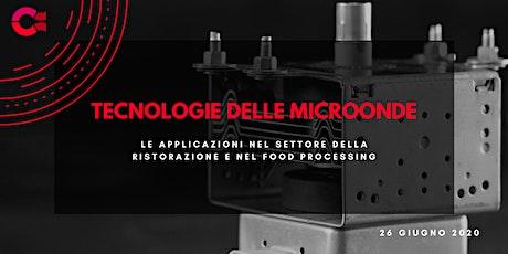 Tecnologie delle Microonde biglietti