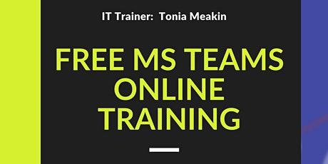 30-Minute Free Microsoft Teams Training for UAE Businesses tickets