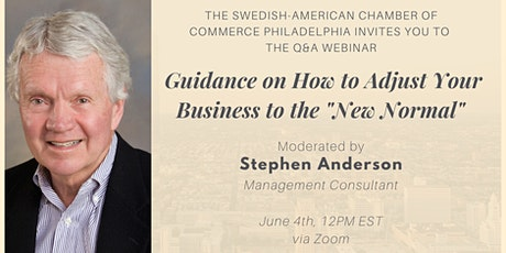 """Q/A: Guidance on how to adjust your business to the """"new normal"""" tickets"""