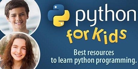 Kids Coding Workshop- Learn Python with a Qualified Professional (12+years) tickets