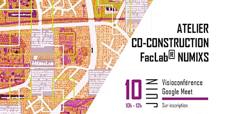 Atelier co-construction FacLab Numixs billets