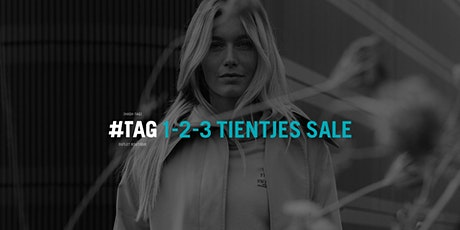 1-2-3 TIENTJES SALE! - HEREN tickets