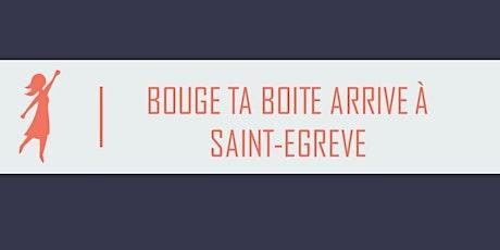 Réunion business du réseau féminin Bouge ta Boite à Saint-Egrève tickets