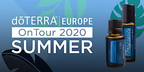 dōTERRA Online Summer Tour 2020 - Slovakia / Czech Republic tickets