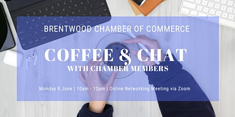 Coffee and Chat with Chamber Members tickets