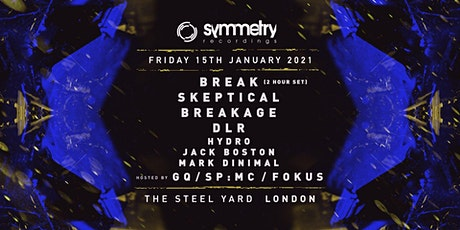 [RESCHEDULED] Symmetry Recordings - London tickets