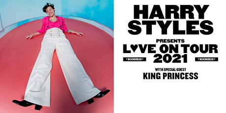 Harry Styles: Love On Tour biljetter