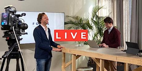 Focus Management Livestream met Mark Tigchelaar en Oscar de Bos tickets