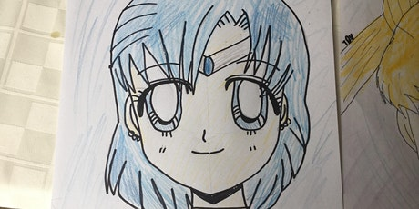 Manga Drawing 2 (6yrs+) with NATALIE 2088846922 entradas
