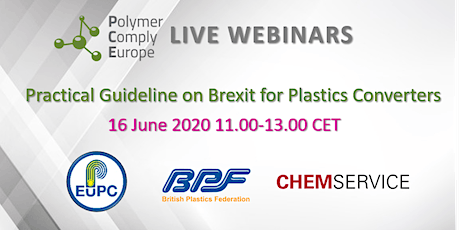 Practical Guideline on Brexit for Plastics Converters tickets