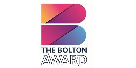 Bolton Award - staff focus group tickets