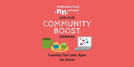 Community Boost With Neighbourhood Network tickets