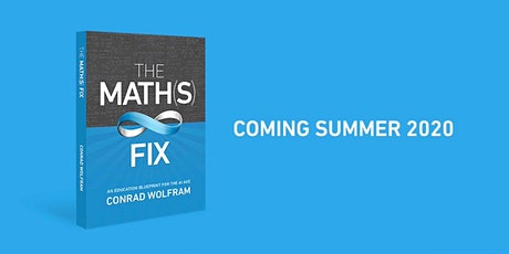 Online Book Launch - The Math(s) Fix: An Education Blueprint for the AI Age tickets