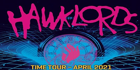 Hawklords live at Eleven Stoke tickets