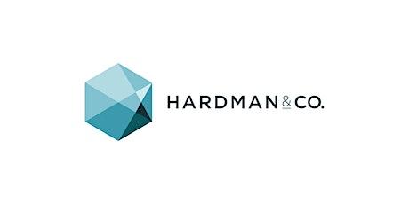 Hardman & Co Investor Forum Webinar tickets