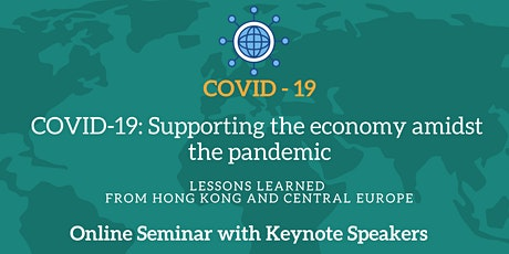 COVID-19: Supporting the economy amidst the pandemic tickets