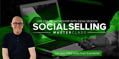 Social Selling Masterclass tickets