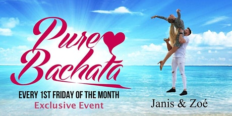 Pure Bachata - Exclusive Workshop & Practice Night mit Janis & Zoe Tickets