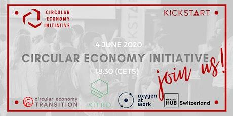 Circular Economy Initiative by KICKSTART Tickets