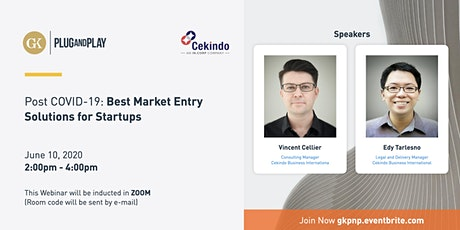 Post COVID-19: Best Market Entry Solutions for Startups boletos