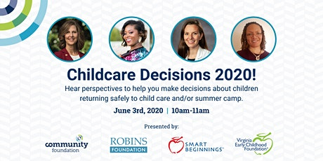 Childcare Decisions 2020! tickets