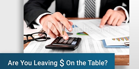 Are you leaving money on the table? tickets