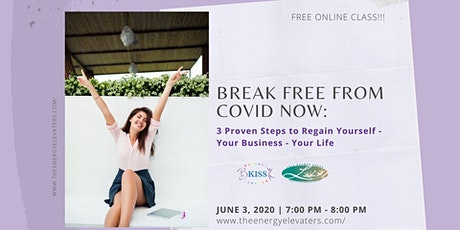 3 Proven Steps to Regain Yourself - Your Business - Your Life Tickets