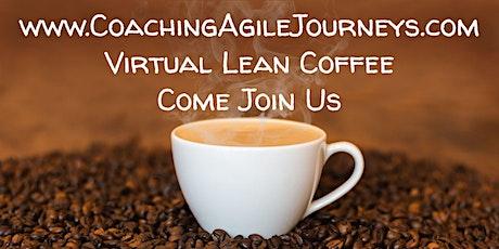 CAJ Virtual Lean Coffee 012 tickets