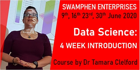 ONLINE COURSE DATA SCIENCE: GETTING STARTED IN 4 WEEKS tickets