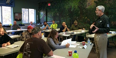 ISA Certified Arborists Preparation Course and Exa