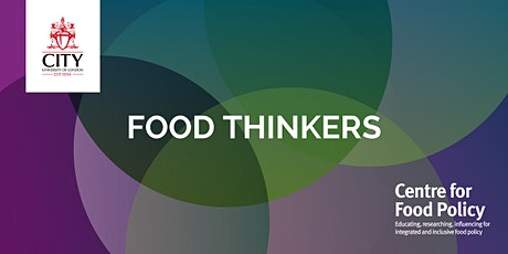 June 2020 Food Thinkers with Claire Thompson tickets