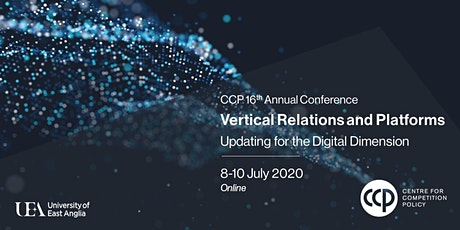 CCP Annual Conference - Vertical Relations and Platforms tickets