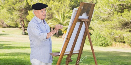 Mindful painting in the park tickets