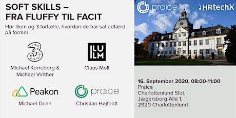 SOFT SKILLS – FRA FLUFFY TIL FACIT? (MORGENMØDE) tickets