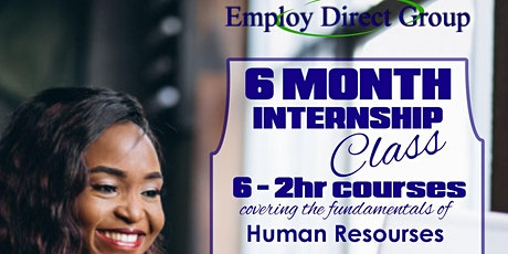 Human Resource Internship Class Session IIII tickets