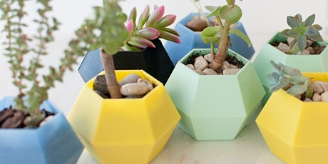 3D Design Basics Online - Making A Planter tickets