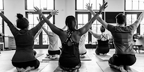 Haven Yoga at Whittier Mill Park! tickets