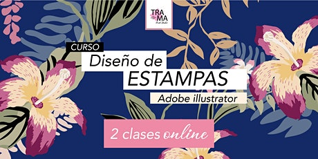 Diseño de Estampas en Adobe illustrator ONLINE entradas