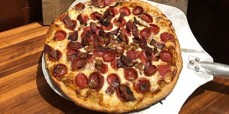PARK 600 Curbside For a Cause - Meat Lover's Pizza tickets