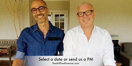 Online FRESH date by Pimm + Marcel tickets